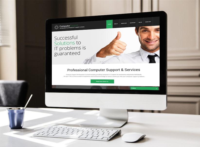 computer support website