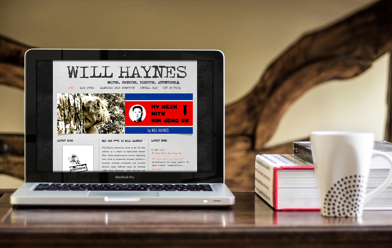will haynes website design